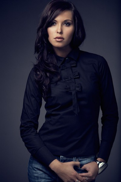 Košile Figl 1 black