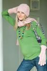 Těhotenský rolák Marion kiwi