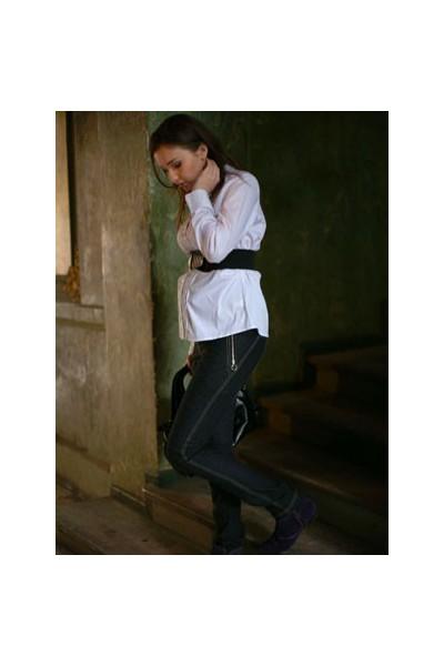 Těhotenské džíny Sonia slim