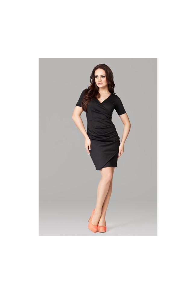 Dámské šaty Figl 106 černé