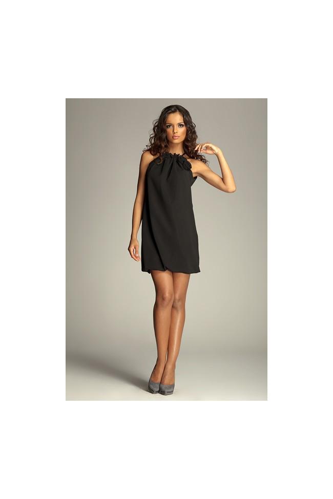 Dámské šaty Figl 65 černé