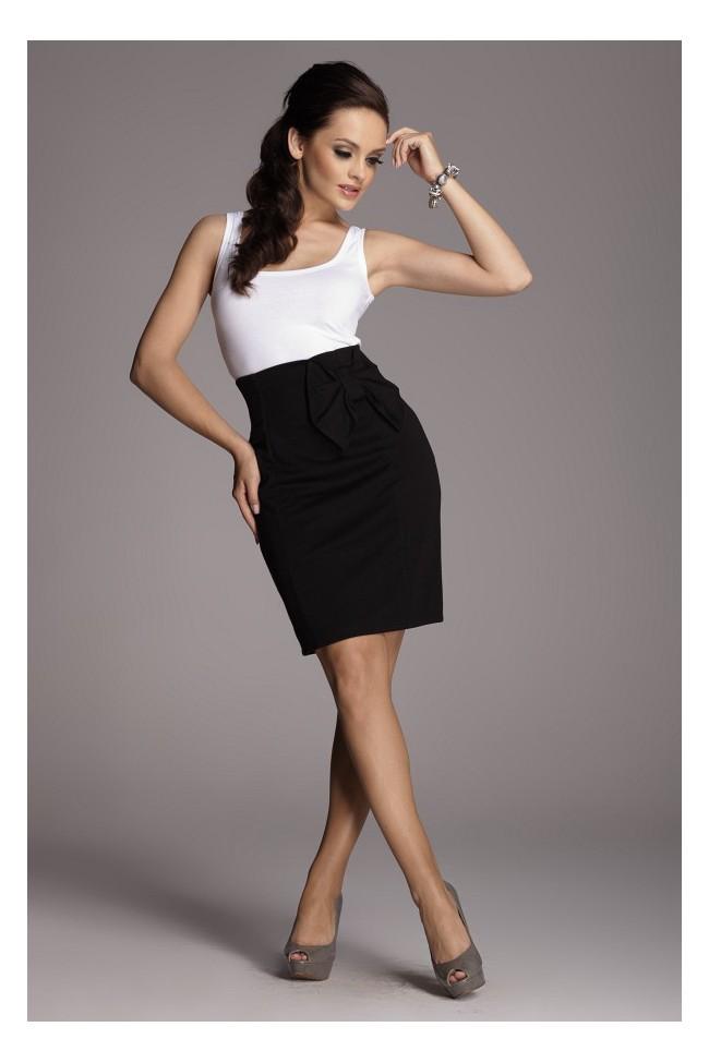 Dámská sukně Figl 80 black
