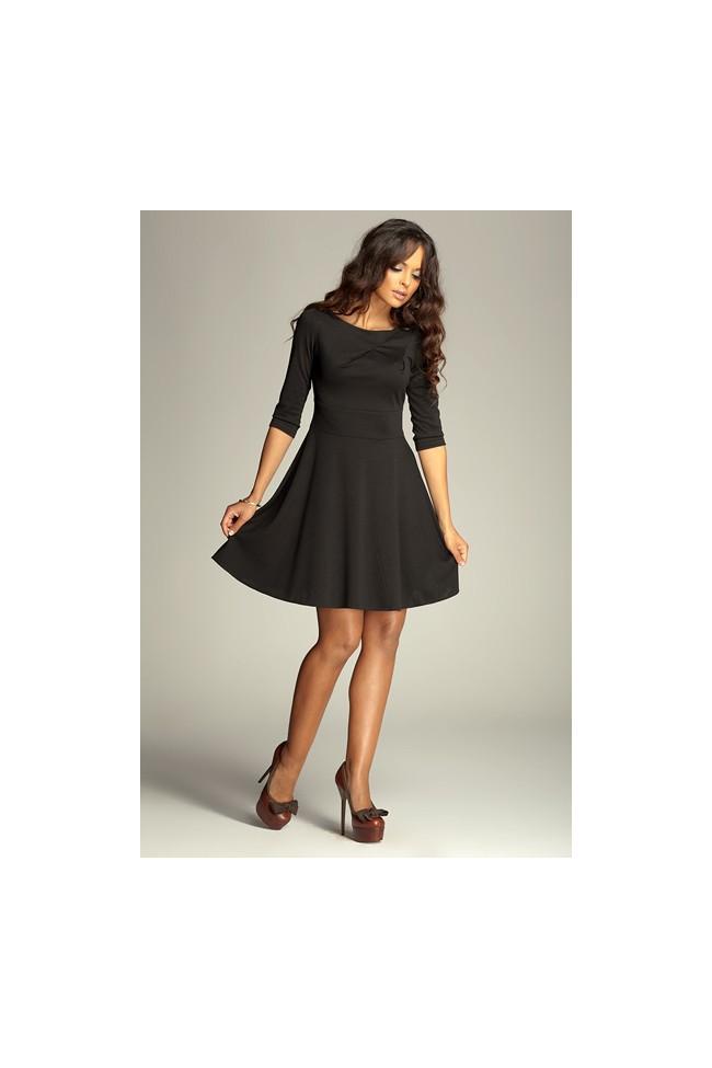 Dámské šaty Figl 81 černé