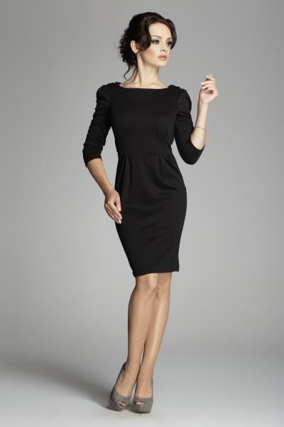 Dámské šaty Figl 82 černé