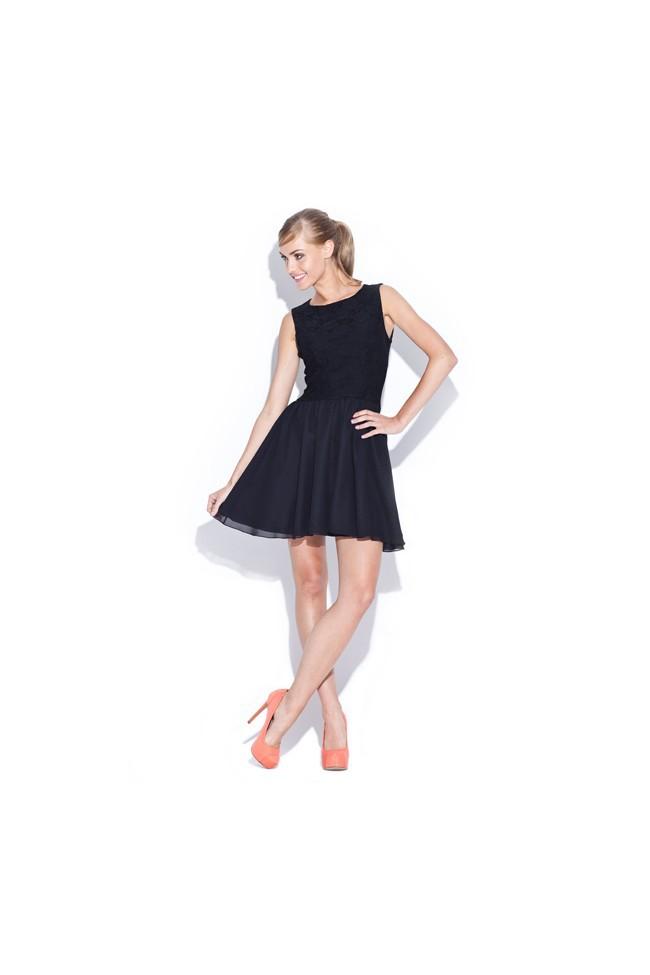 Dámské šaty Figl 112 černé