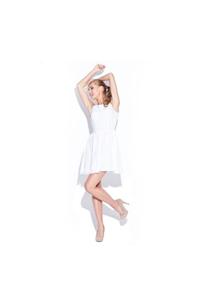 Dámské šaty Figl 112 bílé