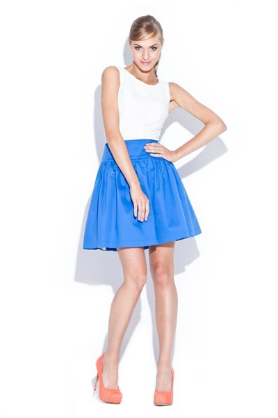 Dámská sukně Figl 114 modrá