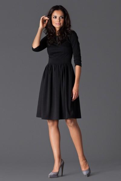 Dámské šaty Figl 117 černé