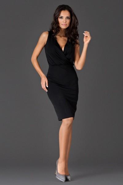 Dámské šaty Figl 135 černé