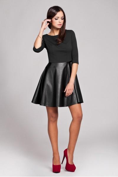 Dámské šaty Figl 162 černé