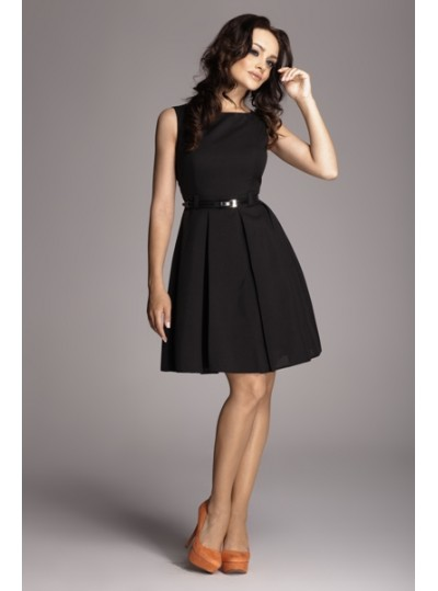 Domů dámská móda figl šaty dámské šaty figl 83 černé 1e2b9dcf35