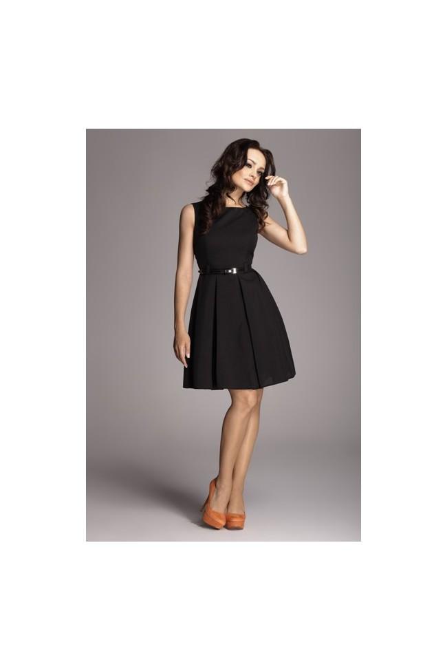 Dámské šaty Figl 83 černé