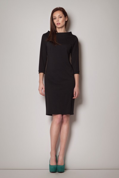 Šaty Figl 181 černé