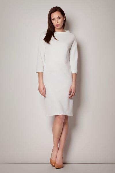 Šaty Figl 181 ecru výprodej