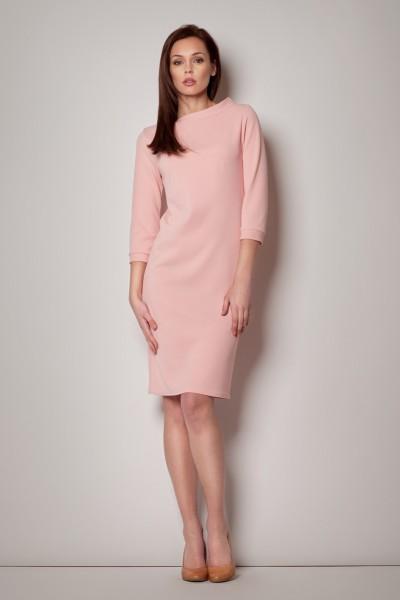 Šaty Figl 181 růžové