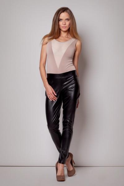 Dámské kalhoty Figl M186 černé