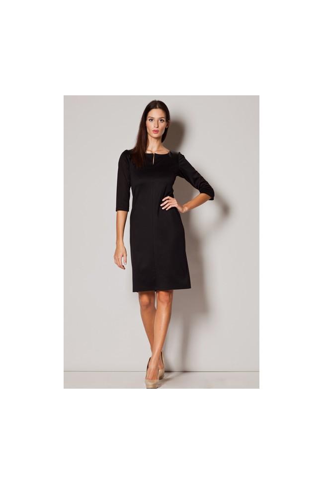 Dámské šaty Figl M222 černé