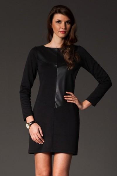 Dámské šaty Figl 148 černé