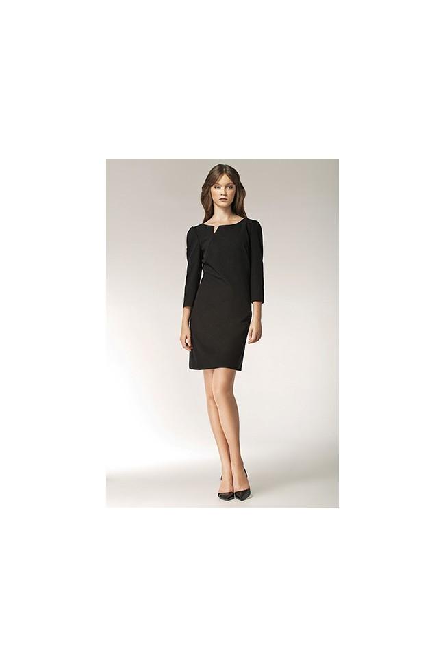 Dámské šaty Nife S39 černé