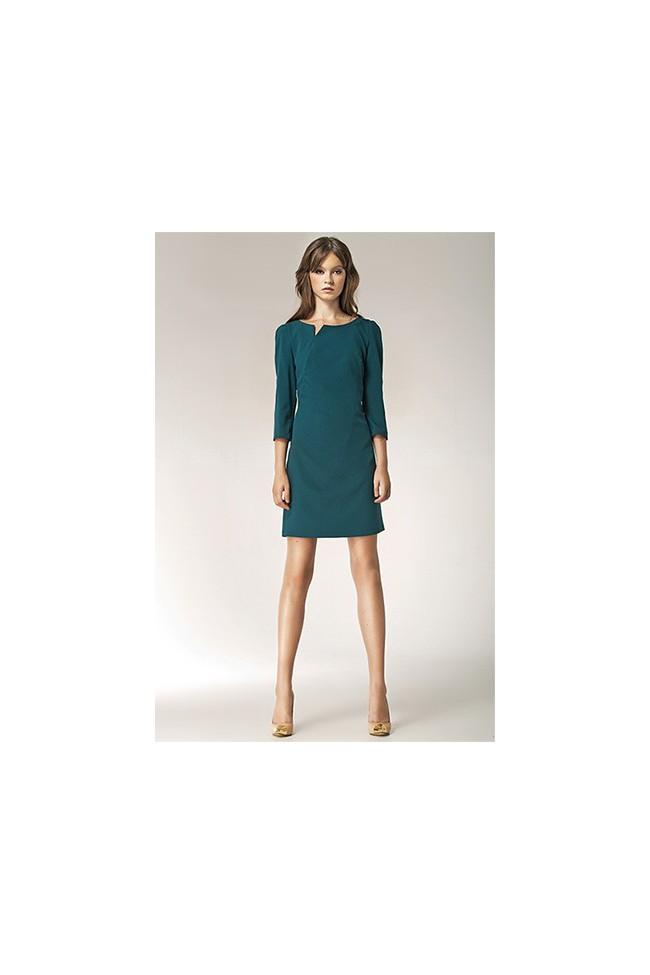 Dámské šaty Nife S39 modré