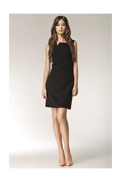 Dámské šaty Nife S37 černé