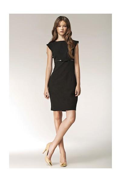 Dámské šaty Nife S36 černé
