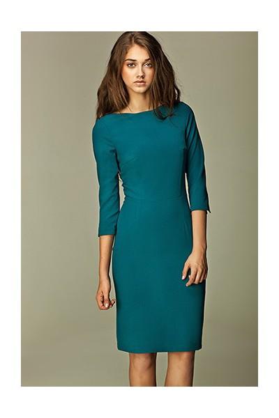 Dámské šaty Nife S30 modré