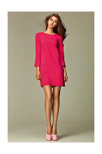 Dámské šaty Nife S28 růžová