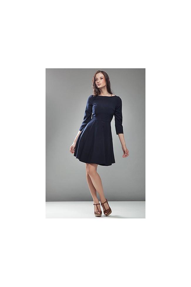 Dámské šaty Nife S19 modrá