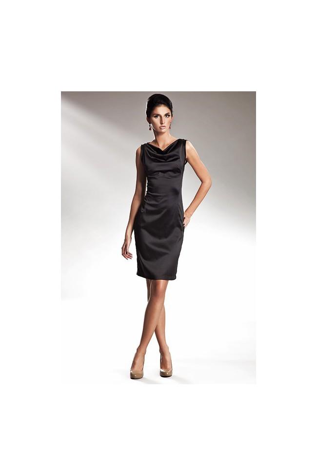 Dámské šaty Nife S15 černé