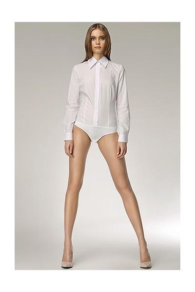 Dámská košile Nife K 22-bílá