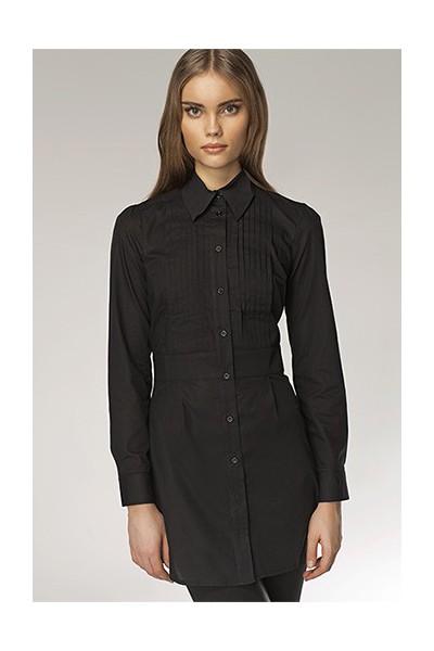 Dámská košile Nife K 19-černá