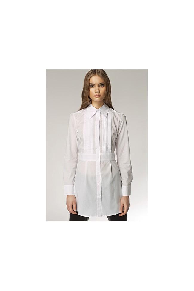 Dámská košile Nife K 19-bílá