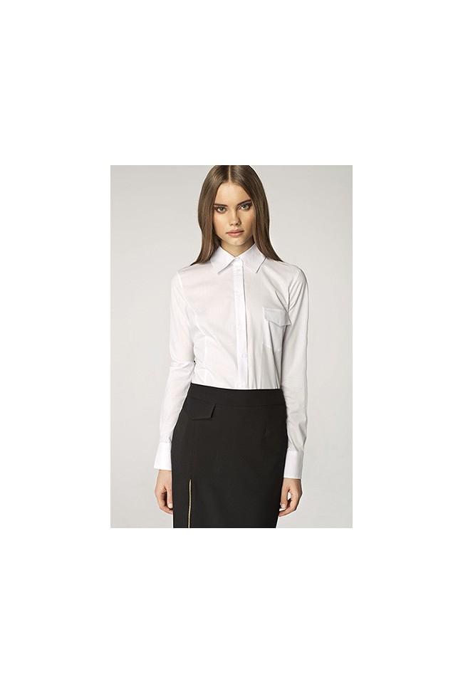 Dámská košile Nife K36-bílá
