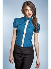 Dámská košile Nife K 33-modrá