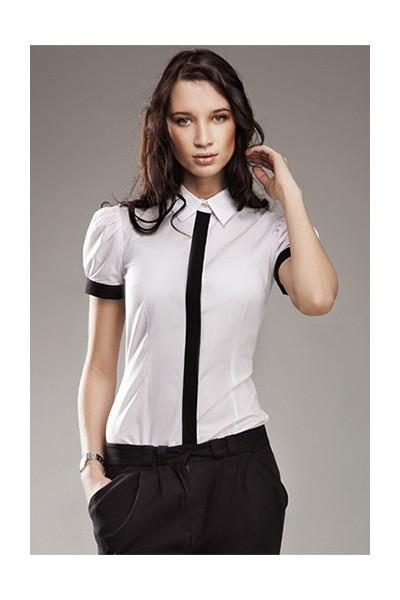 Dámská košile Nife K 33-bílá
