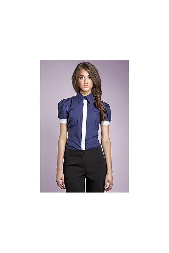 Dámská košile Nife K 33-granát