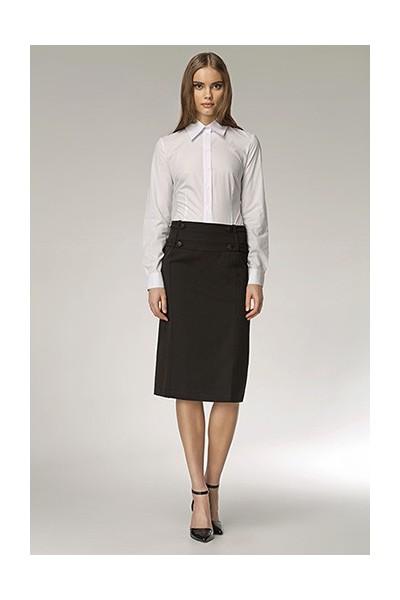 Dámská sukně Nife Sp06 černá
