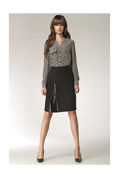 Dámská sukně Nife Sp16 černá