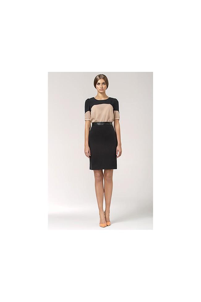 Dámská sukně Nife Sp15 černá
