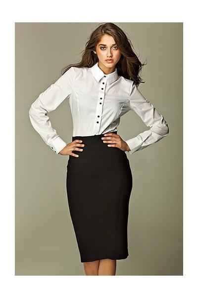Dámská sukně Nife Sp13 černá