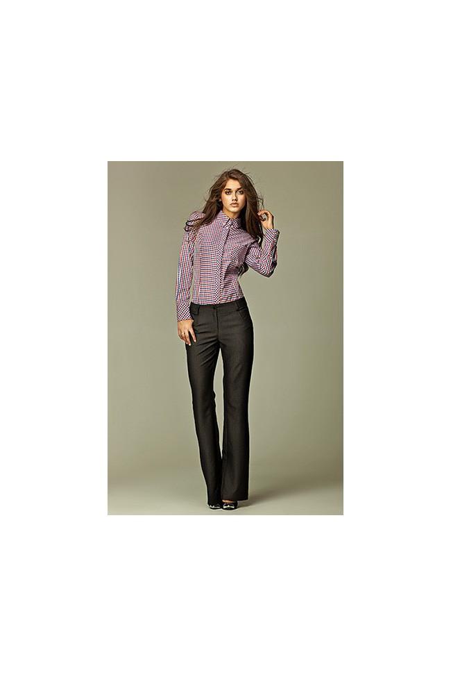 Dámské kalhoty Nife Sd 06 - černé