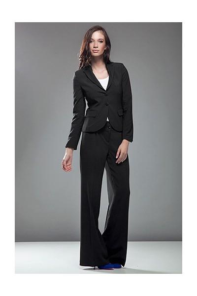 Dámské kalhoty Nife Sd 02 - černé