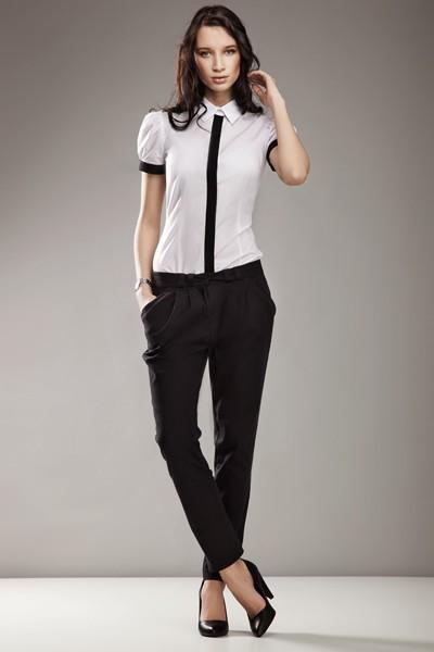 Dámské kalhoty Nife Sd 01 - černé