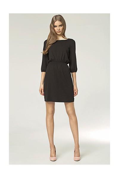 Dámské šaty Nife S49 černé