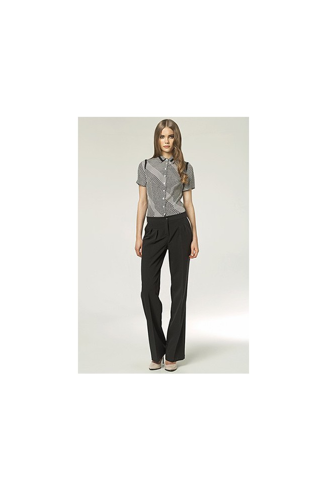 Dámské kalhoty Nife Sd 10 - černé