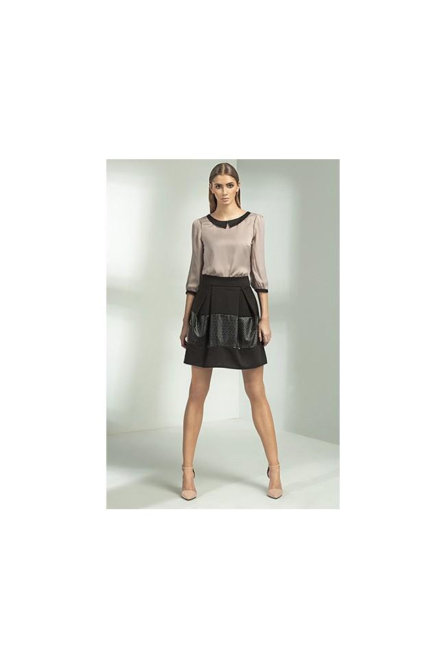 Dámská sukně Nife Sp20 černá