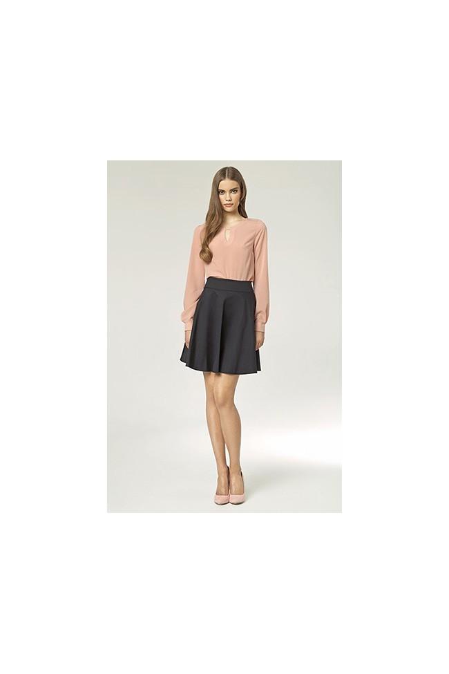 Dámská sukně Nife Sp18 granát