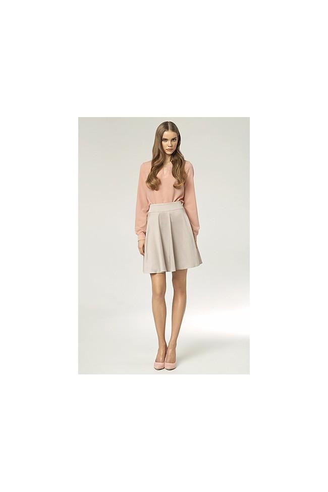 Dámská sukně Nife Sp18 béžová