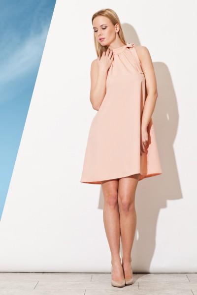 Dámské šaty Figl M 277- růžové